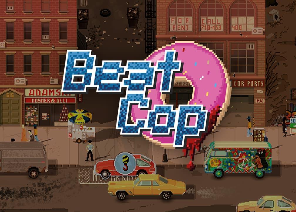 Jaquette Beat Cop