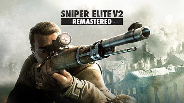 Jaquette Sniper Elite V2 Remastered