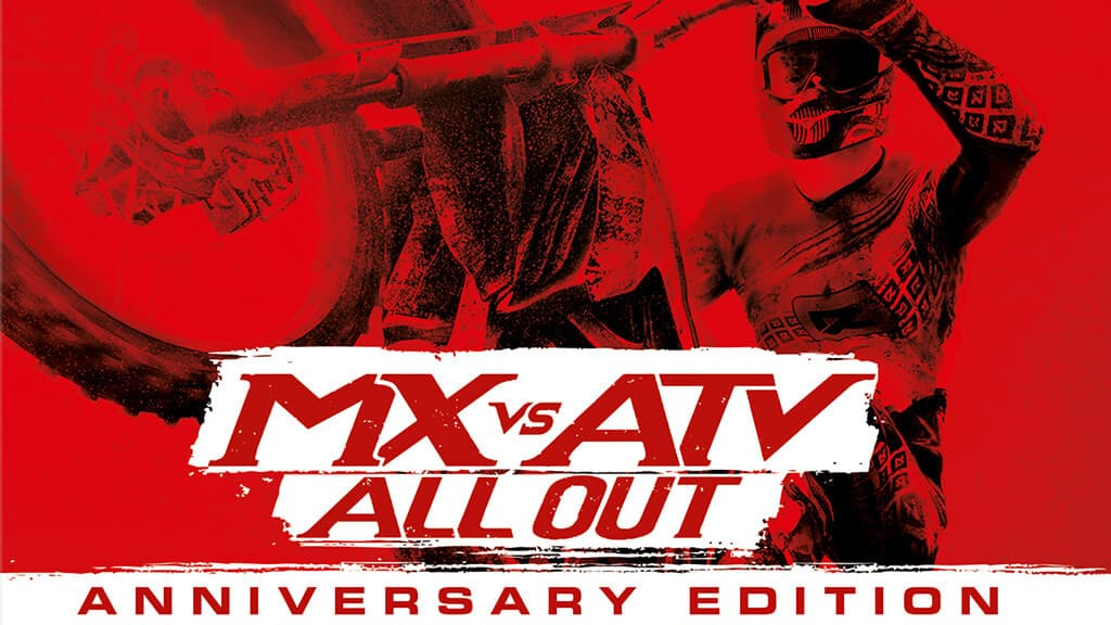 Jaquette MX vs ATV All Out - Anniversary Edition