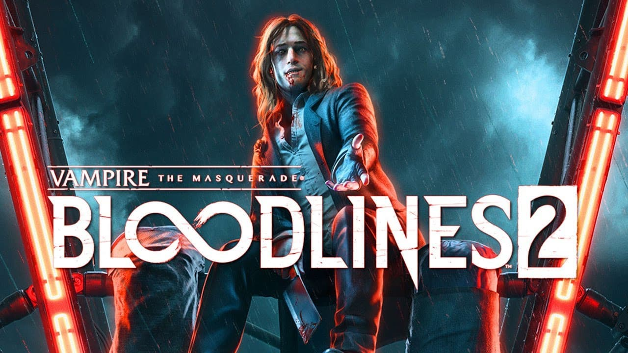 Jaquette Vampire: The Masquerade - Bloodlines 2