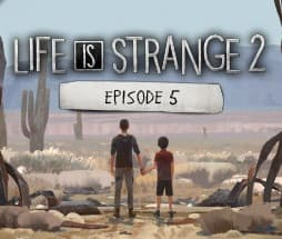 Jaquette Life is Strange 2 : Episode 5