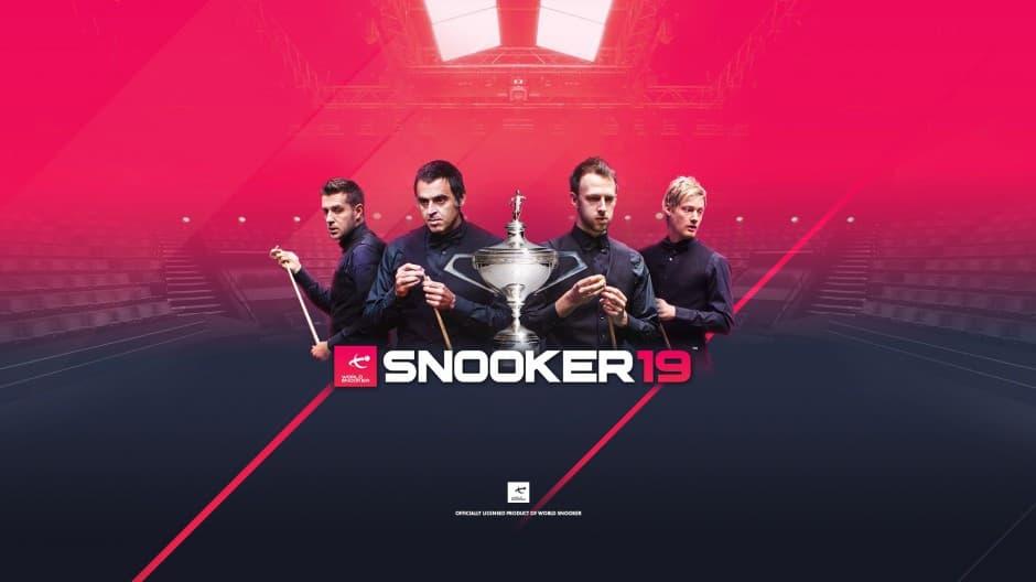 Jaquette Snooker 19