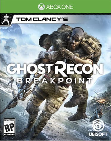 Jaquette Ghost Recon Breakpoint