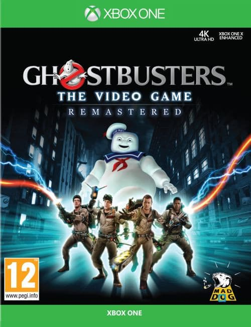 Jaquette Ghostbusters : The Video Game Remastered