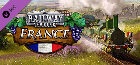 Jaquette Railway Empire : France