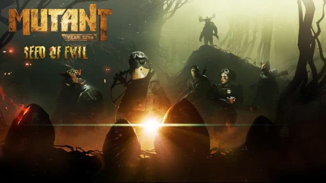 Jaquette Mutant Year Zero: Seed of Evil