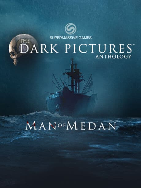 Jaquette The Dark Pictures : Man of Medan