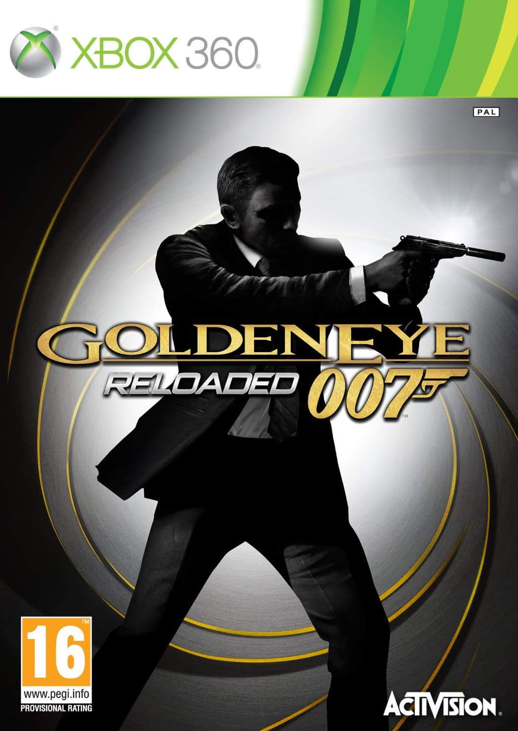 Jaquette GoldenEye 007 Reloaded