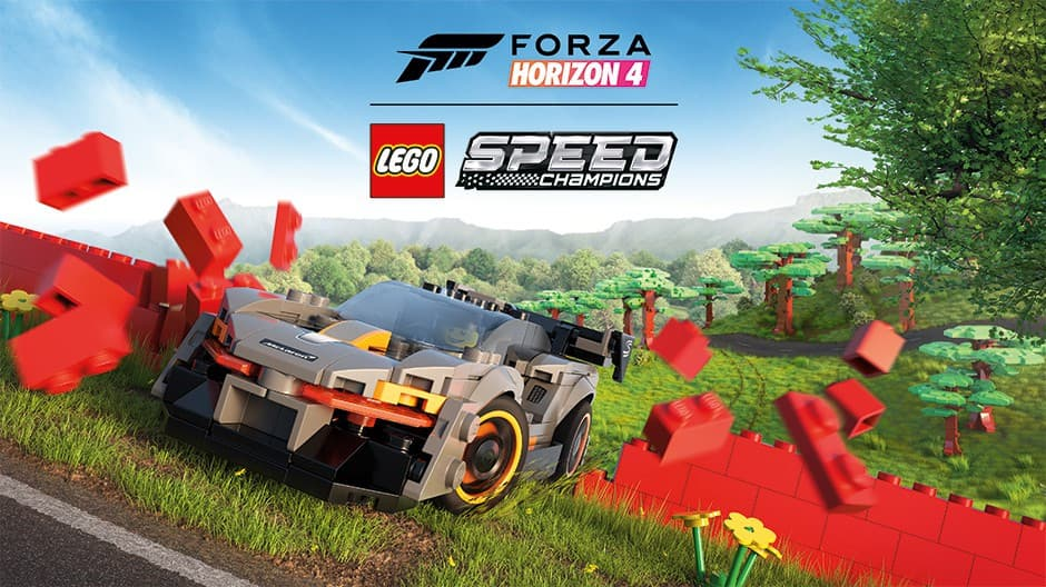 Jaquette Forza Horizon 4 : LEGO Speed Champions