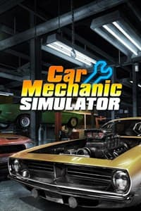Jaquette Car Mechanic Simulator 2018