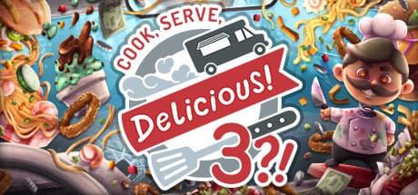 Jaquette Cook, Serve, Delicious ! 3
