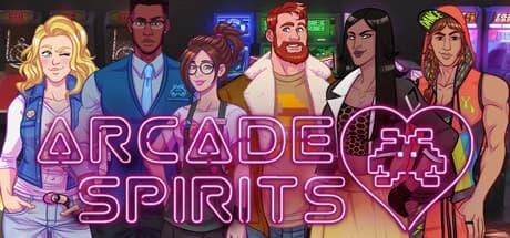 Jaquette Arcade Spirits