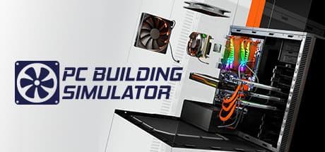 Jaquette PC Building Simulator