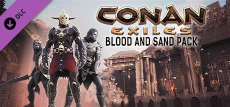 Jaquette Conan Exiles : Blood and Sand