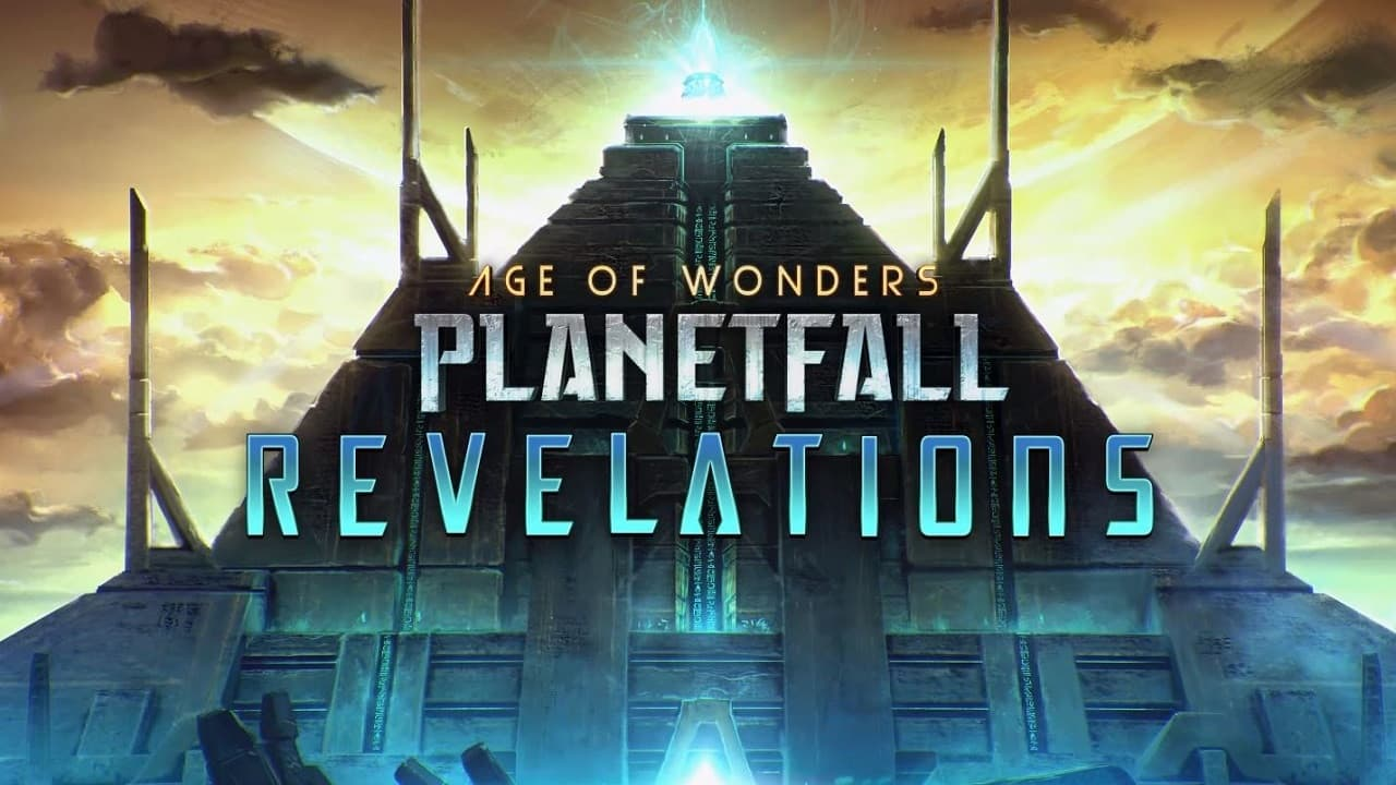 Jaquette Age of Wonders : Planetfall - Revelations