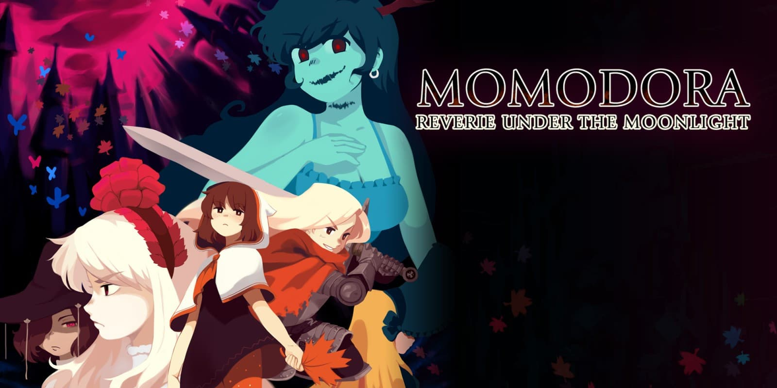 Jaquette Momodora : Reverie Under the Moonlight
