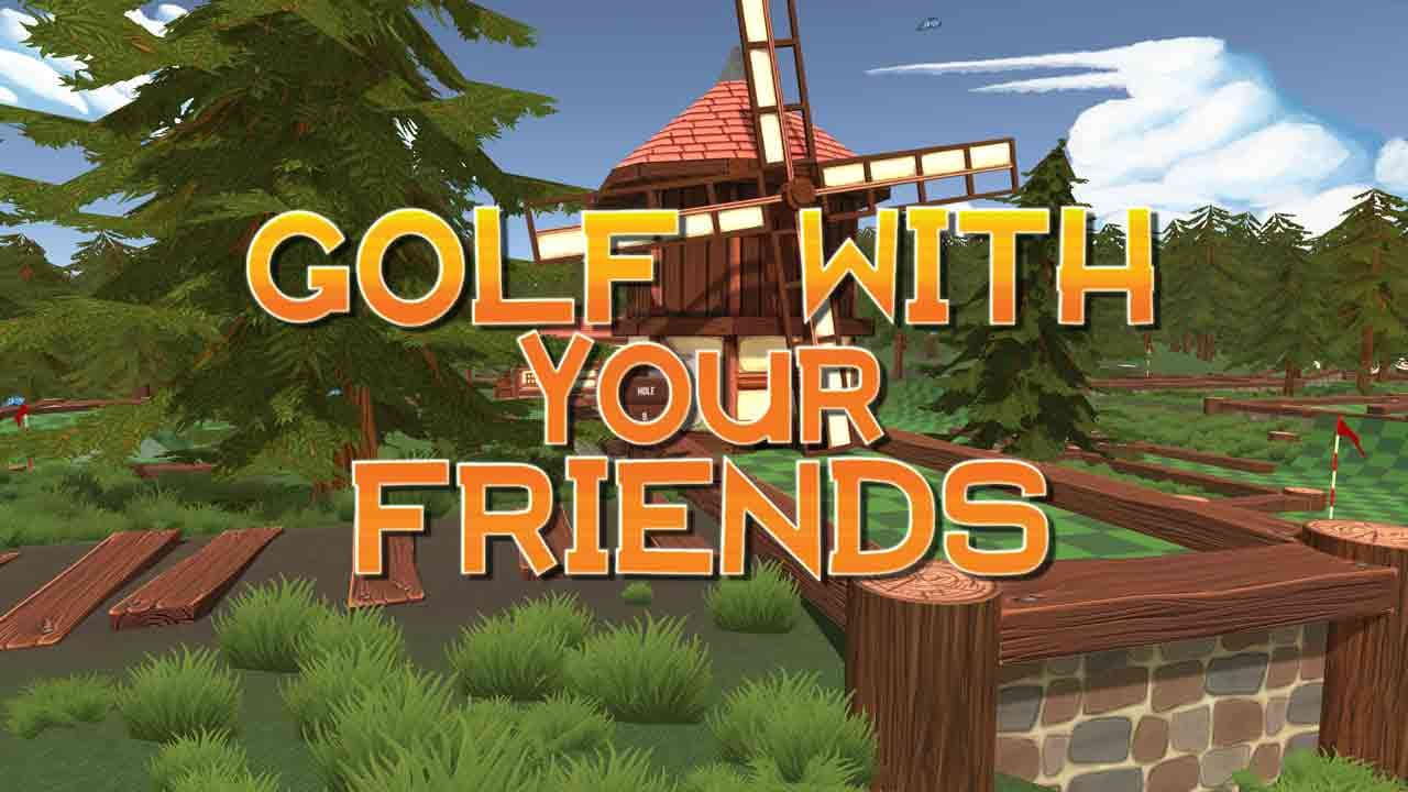 Jaquette Golf With Your Friends