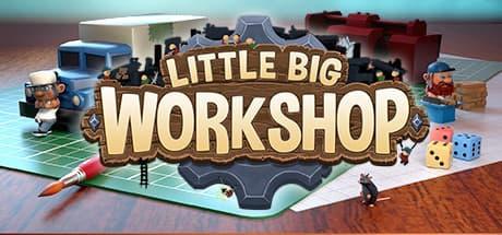 Jaquette Little Big Workshop