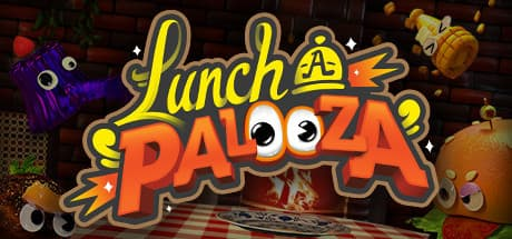 Jaquette Lunch A Palooza