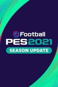 Jaquette eFootball PES 2021