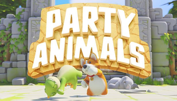 Jaquette Party Animals