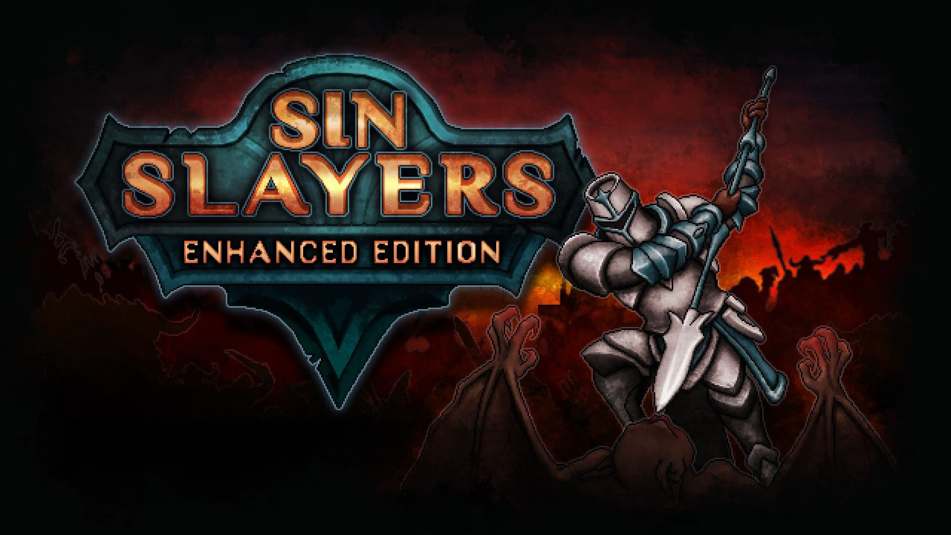 Jaquette Sin Slayers : Enhanced Edition