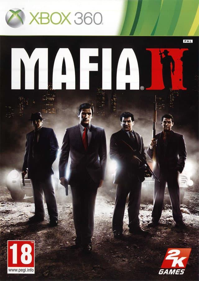 """Résultat de recherche d'images pour """"mafia 2 xbox cover"""""""