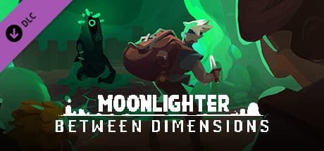 Jaquette Moonlighter : Between Dimensions