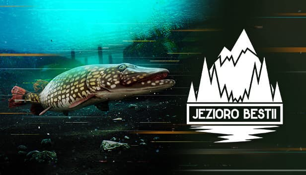 Jaquette The Catch: Carp & Coarse - Jezioro Bestii