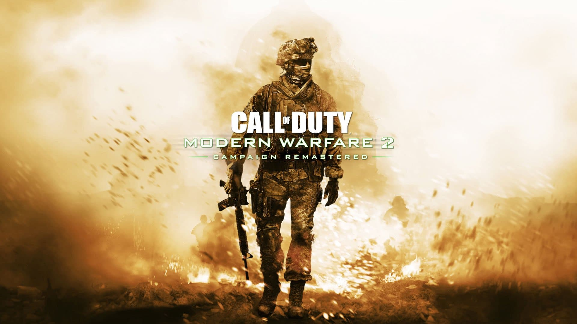 Jaquette Call of Duty : Modern Warfare 2 Campaign Remastered