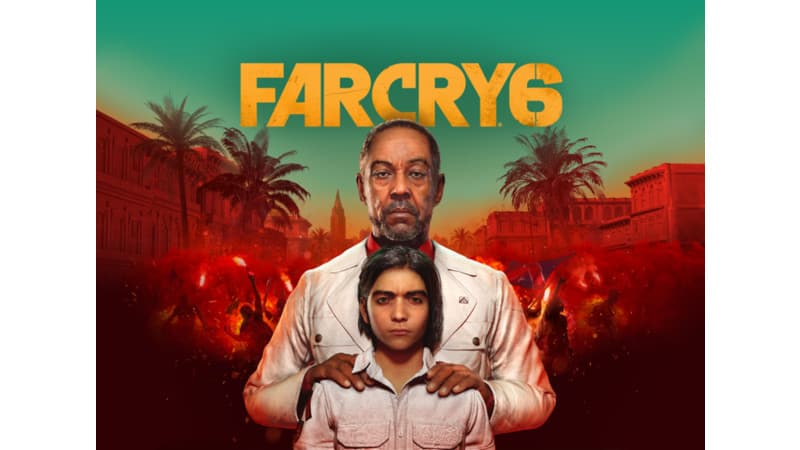 Jaquette Far Cry 6