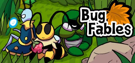 Jaquette Bug Fables