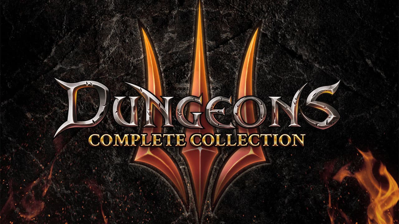 Jaquette Dungeons 3 - Complete Collection