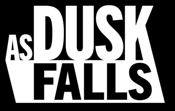 Jaquette As Dusk Falls