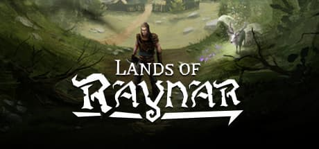 Jaquette Lands of Raynar