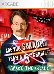 Jaquette Are you Smarter than a 5th Grader ? Make the Grade