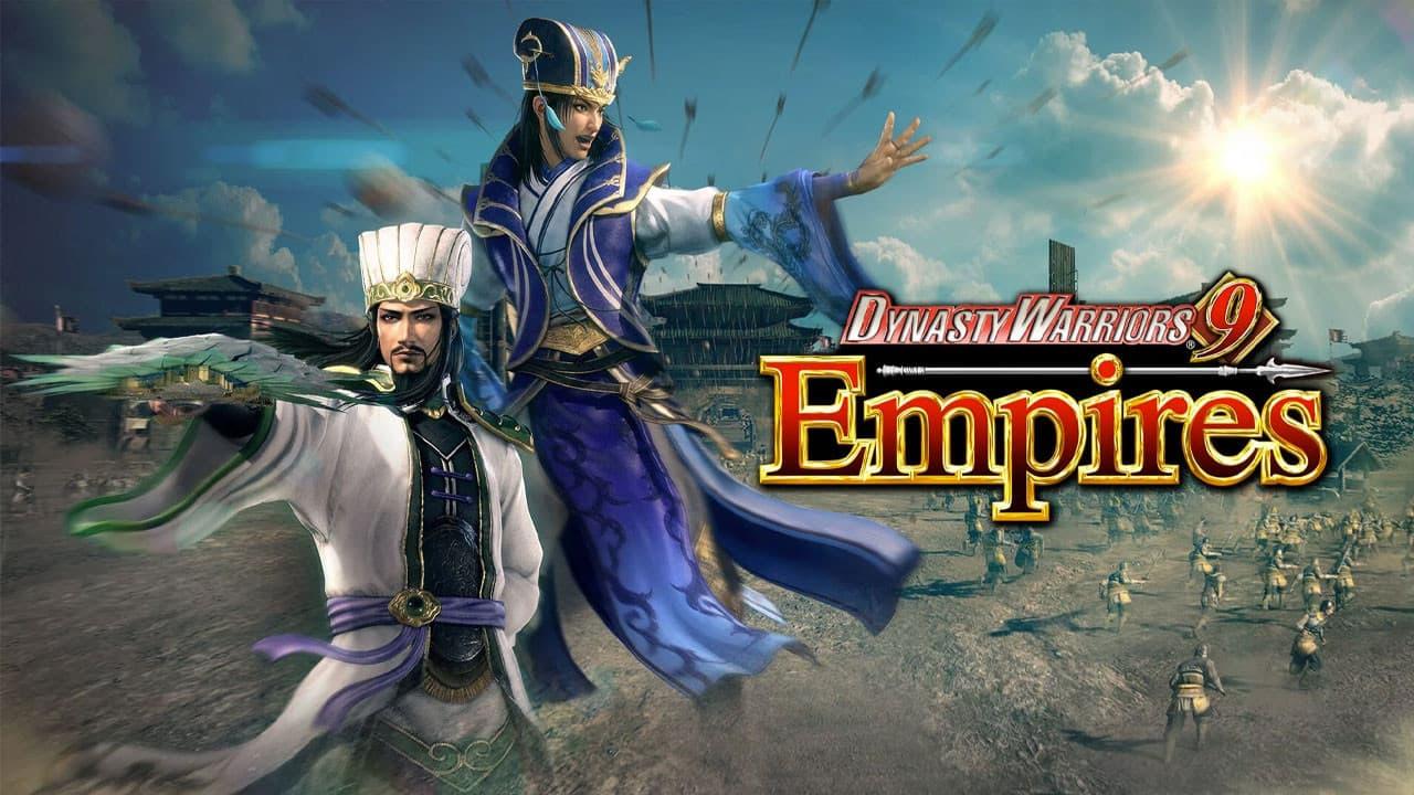 Jaquette Dynasty Warriors 9 Empires