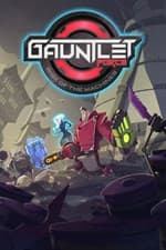 Jaquette Gauntlet Force : Rise of the Machines
