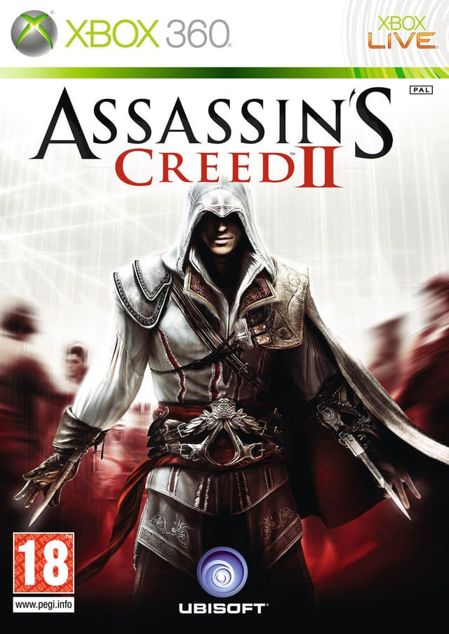 Jaquette Assassin's Creed II
