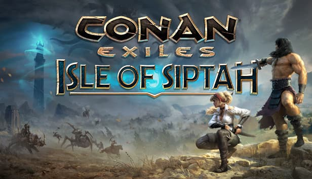 Jaquette Conan Exiles: Isle of Siptah