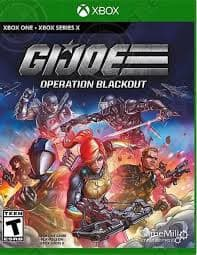 Jaquette G.I. Joe : Operation Blackout