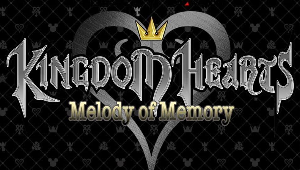 Jaquette Kingdom Hearts : Melody of Memory