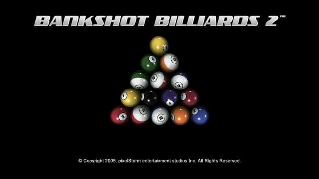 Jaquette Bankshot Billiards 2