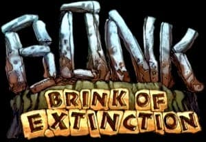 Jaquette Bonk: Brink of Extinction