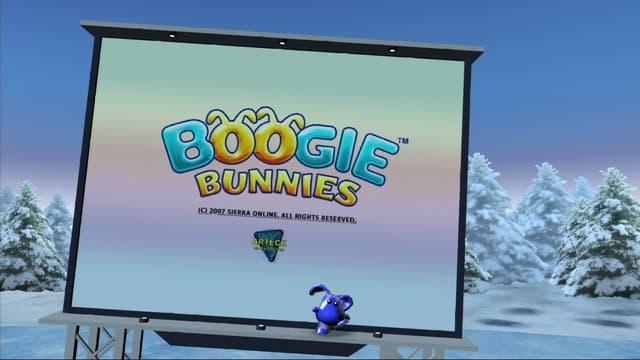 Jaquette Boogie Bunnies