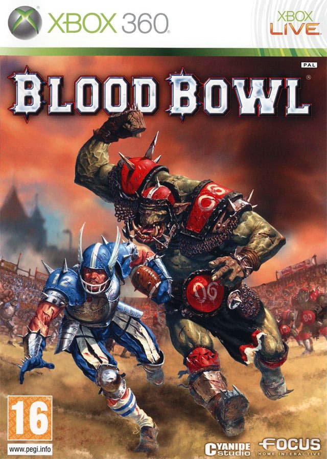 Jaquette Blood Bowl