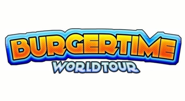 Jaquette BurgerTime World Tour