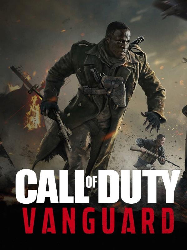 Jaquette Call of Duty: Vanguard