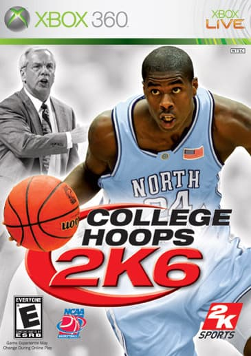 Jaquette College Hoops 2K6