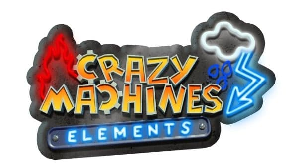Jaquette Crazy Machines Elements